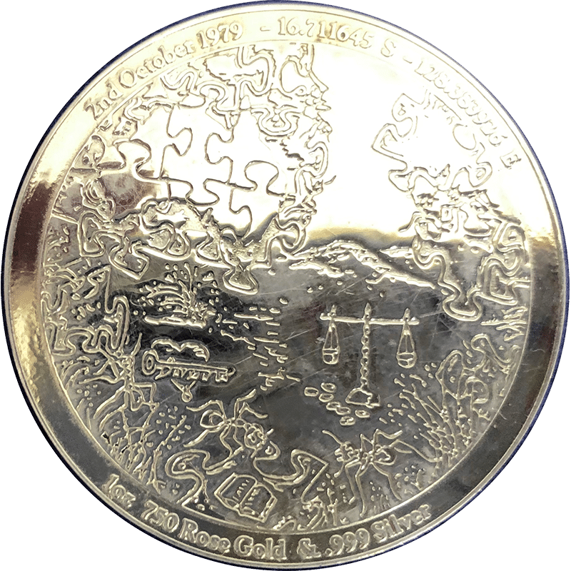 Unearthed - Art Coins