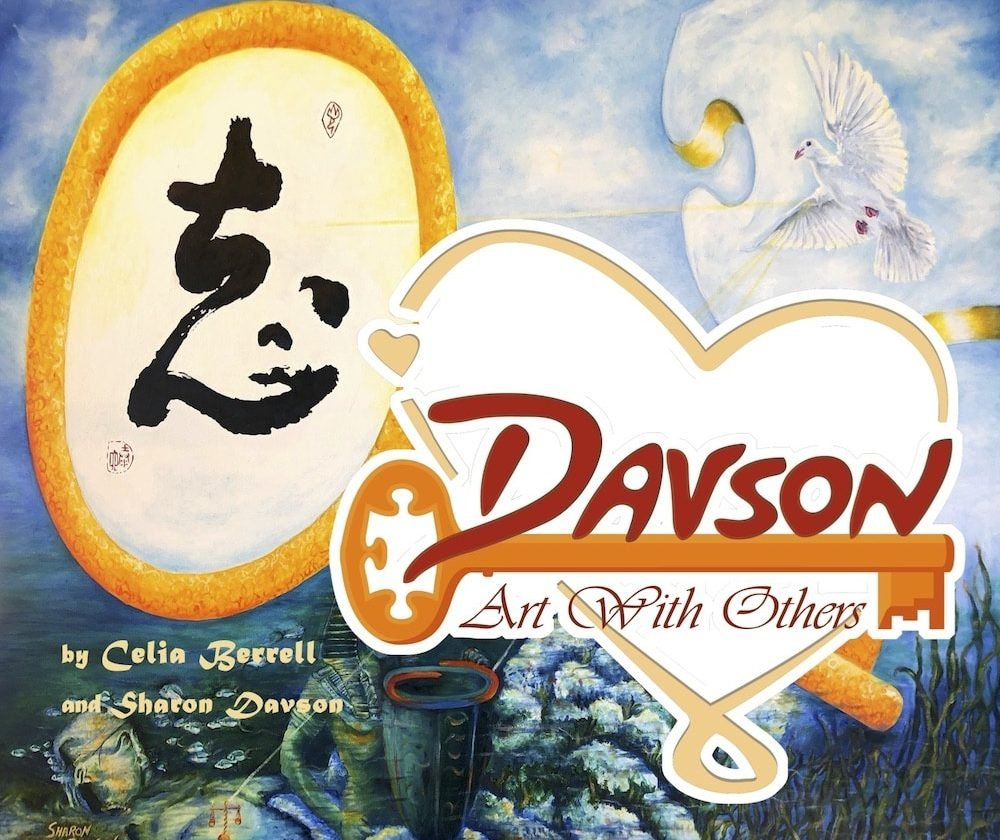 davson art with others